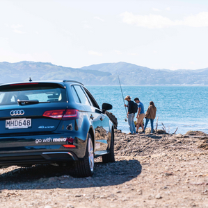 Mevo Summer: Weekend Audi