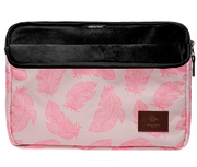"Estuche porta laptop Clásico Rose - Wine 13,6"" - 15,6"""