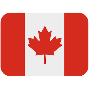Proudly Made in Canada and Also Sold in The United States of America