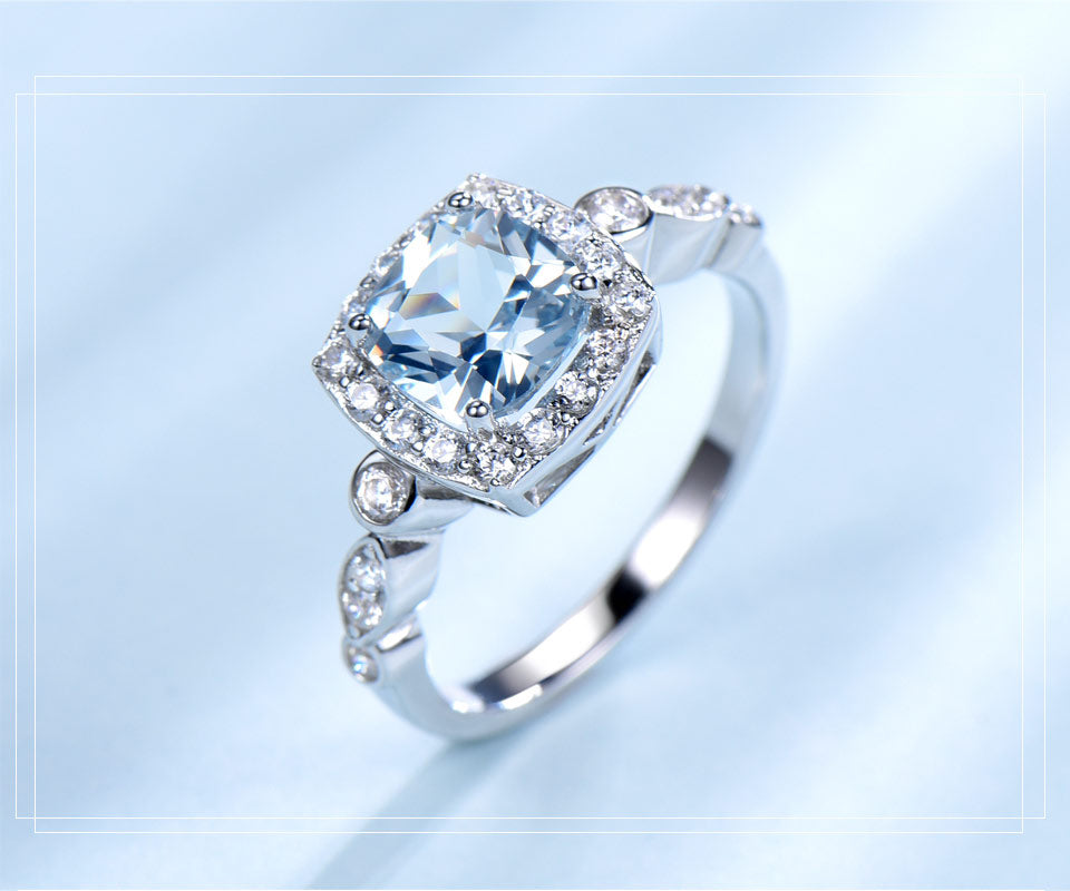 london topaz blue sky engagement rings tag ring