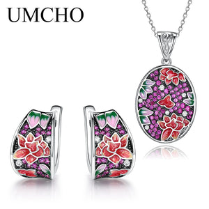 Emerald Jewelry Sets for Women - umchos