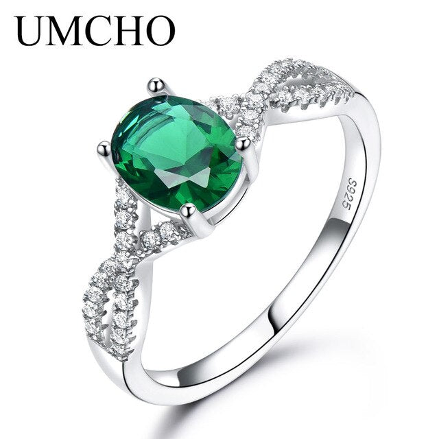 UMCHO Solid 925 Sterling Silver Ring - umchos