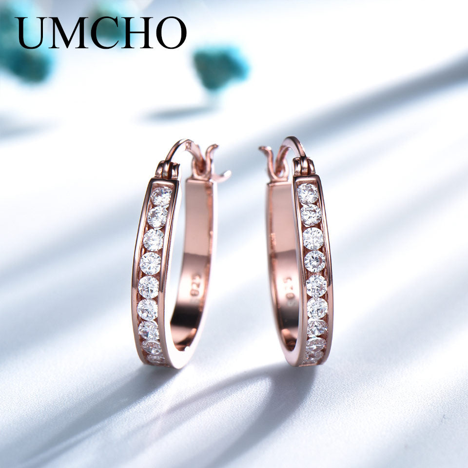 UMCHO  Silver 925 Clip Earrings - umchos