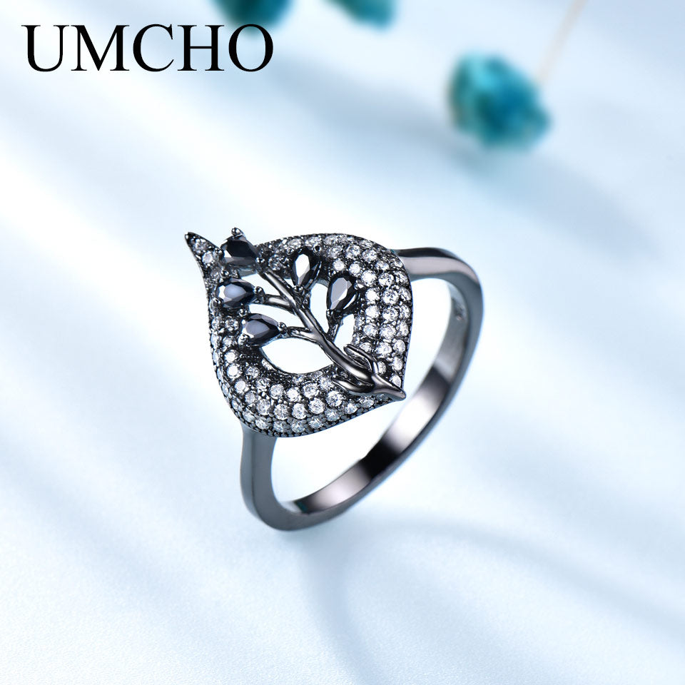 UMCHO Real S925 Sterling Silver Ring - umchos