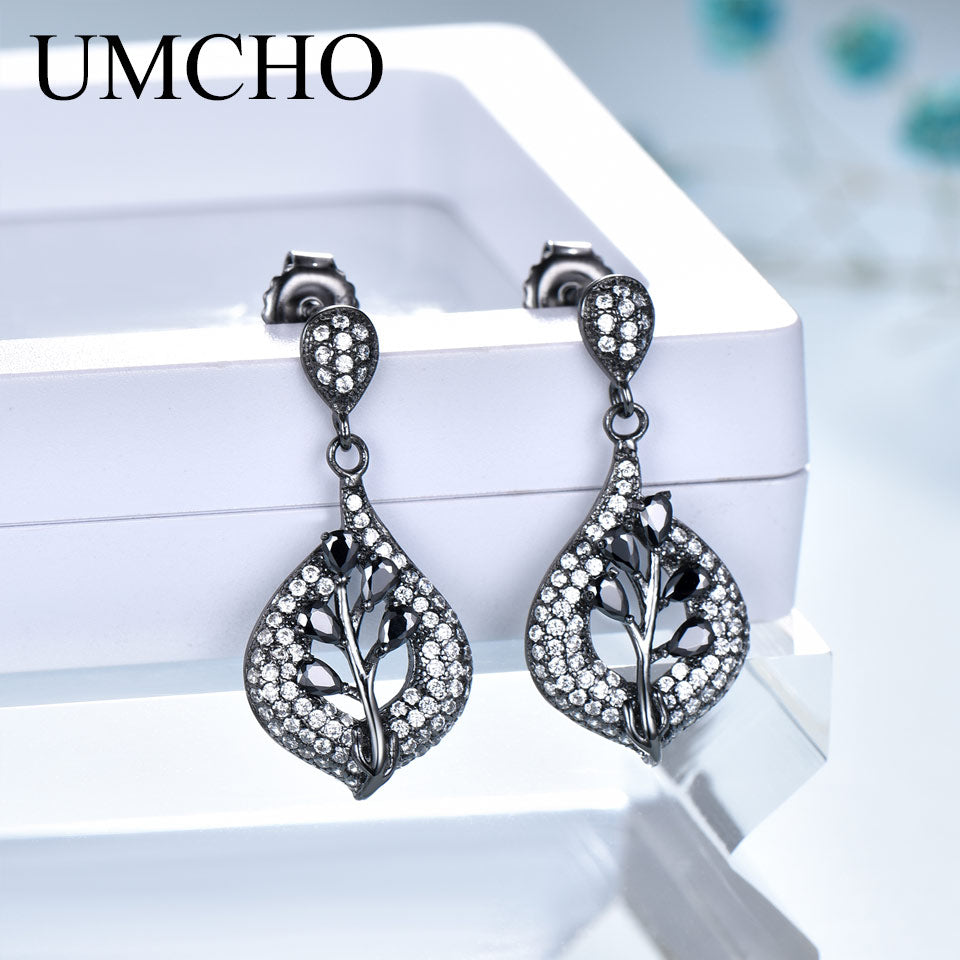 UMCHO 925 Sterling Silver Clip Earrings - umchos