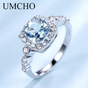 UMCHO  Real 925 Sterling Silver Ring - umchos