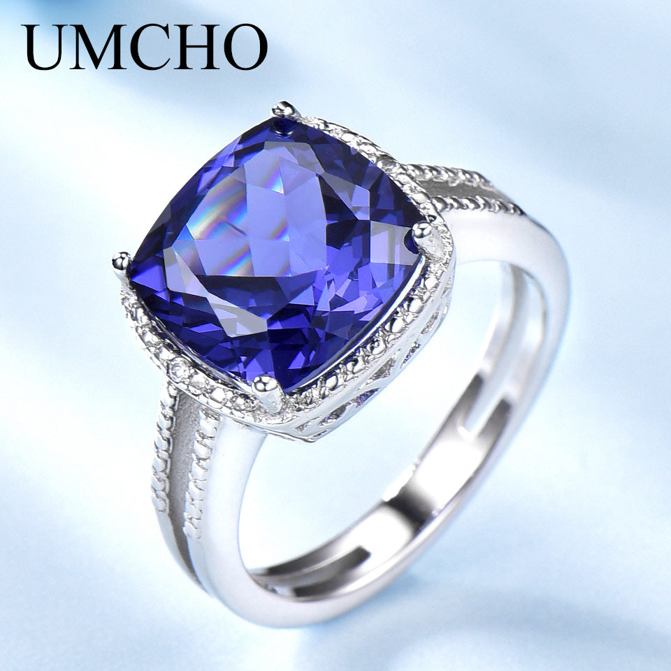 UMCHO Luxury Tanzanite Ring - umchos