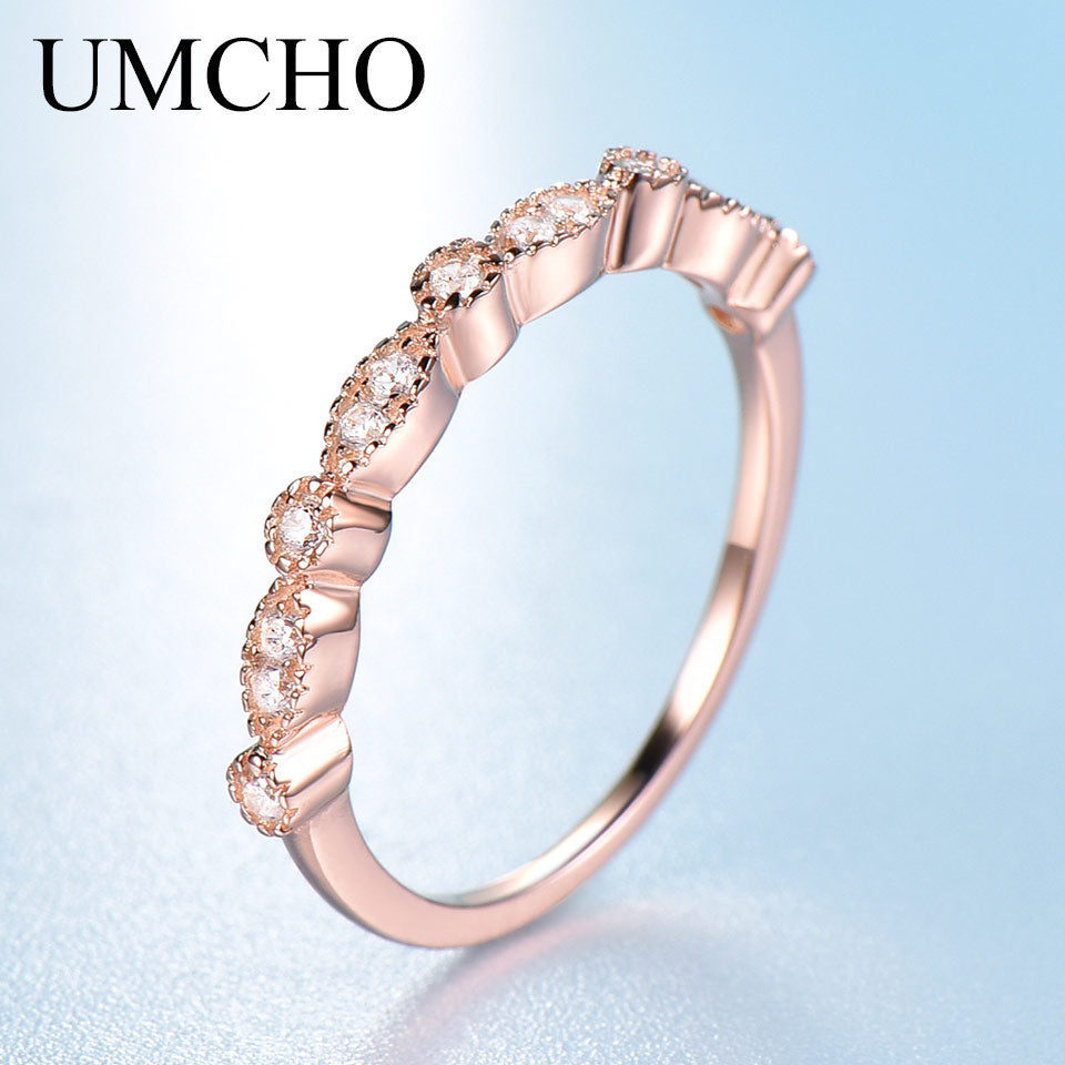 UMCHO 925 Sterling Silver Ring - umchos