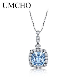 UMCHO 925 Sterling Silver Unique Necklace - umchos
