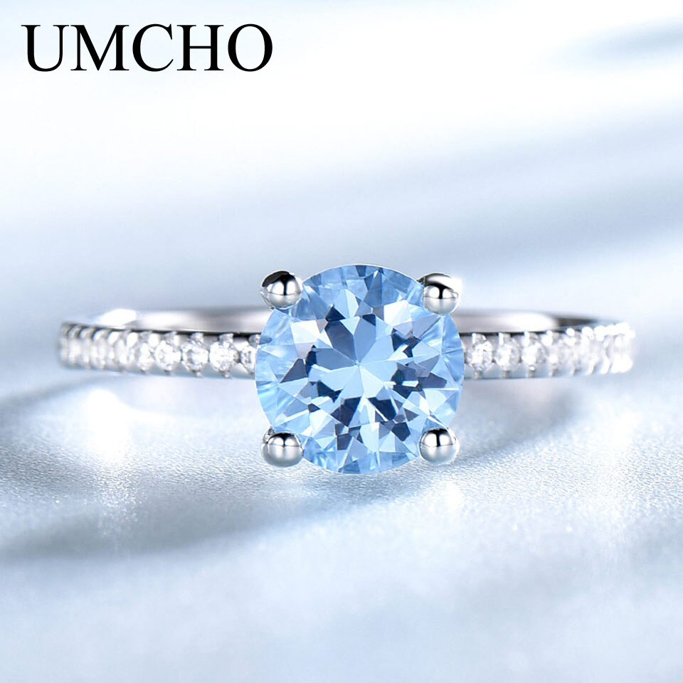 UMCHO Real 100% 925 Sterling Silver Ring - umchos