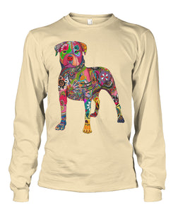 Coloring Dog Shirt