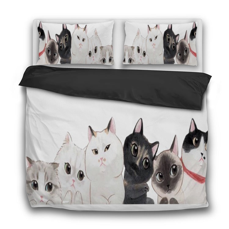 3 Pcs Bedding Sets