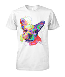 I Love May Dog Unisex Cotton Tee