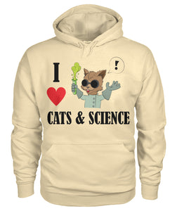 CATS SCIENCE SHIRT
