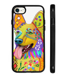 Coloring Dog IPhone  Case
