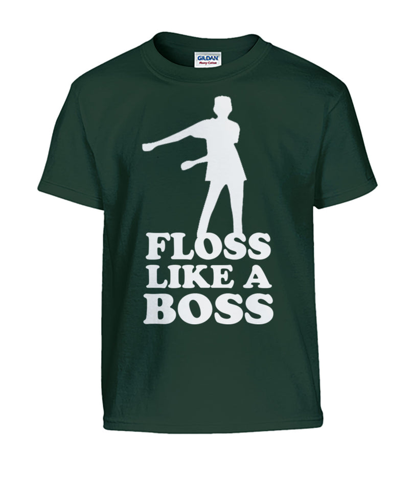 FLOSS LIKE A BOSS Youth T-Shirt
