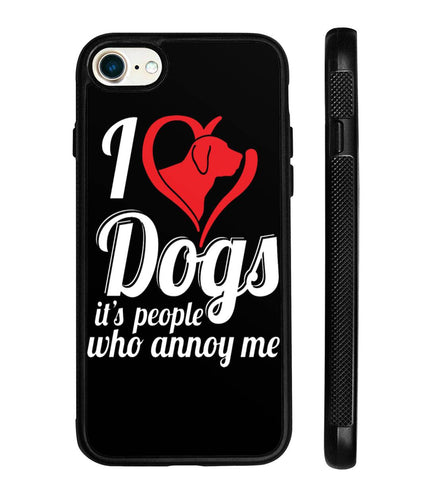 I LOVE DOG / IPhone Case