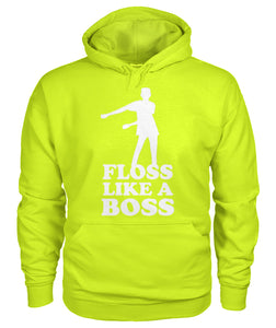 FLOSS LIKE A BOSS Youth T-Shirt Gildan Hoodie