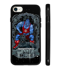 SNOWSTORM MASTER iPhone  Case