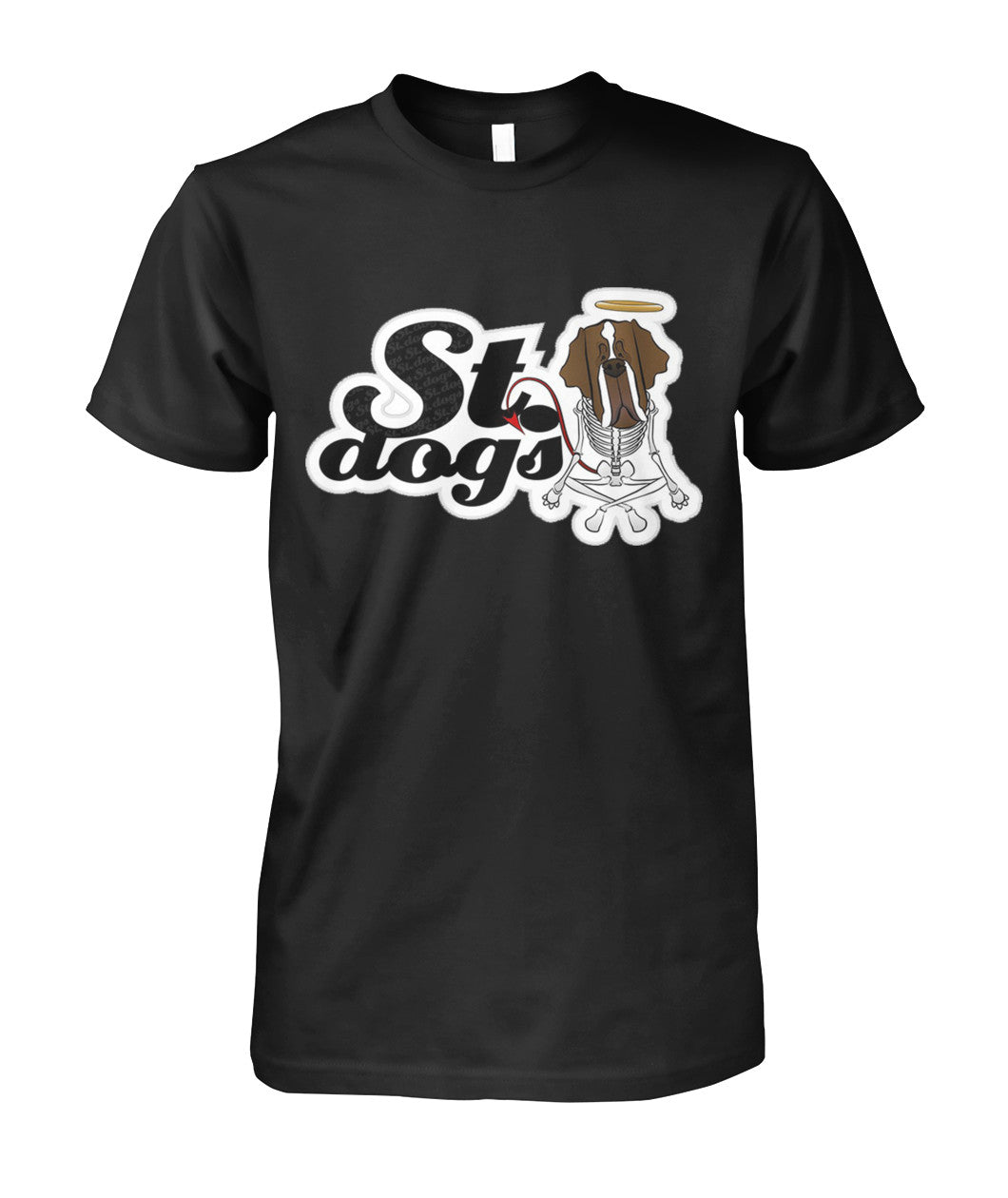 ST DOGS T-SHIRT