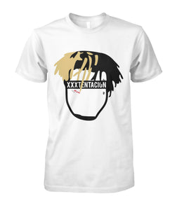 XXXTENTACION Men's Premium T-Shirt Unisex Cotton Tee