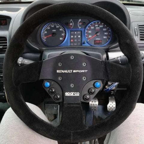 Renaultsport 6 Button Cruise Control & Horn Panel