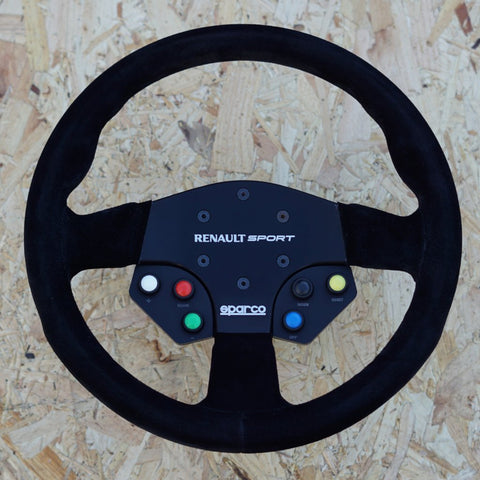 Renaultsport Cup Racer Cruise Control & Horn Panel