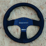 Black Sparco Renaultsport 330mm Steering Wheel