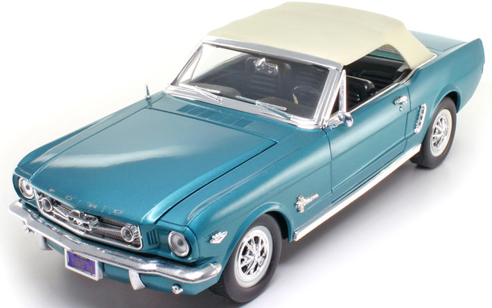 1:18 Mira Ford Mustang '64 1/2 (white) ST