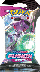 fusion strike blister pack Genesect