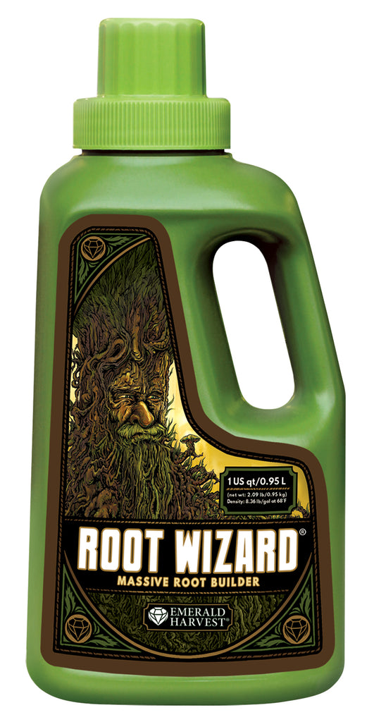 Emerald Harvest Root Wizard Quart/0.95 Liter (12/Cs) (OR Label)