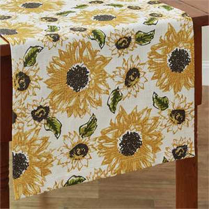 Rustic Sunflower Table Runner - The Shoppes of Altavista