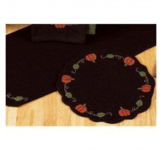 Pumpkins & Vines Accent Mat - The Shoppes of Altavista
