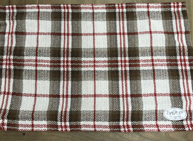 Harper Plaid Placemat - The Shoppes of Altavista