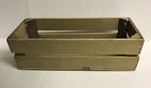 "Lathe Box 12"" x 5.5"" - The Shoppes of Altavista"
