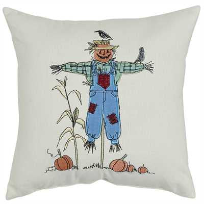 Scarecrow Applique 10