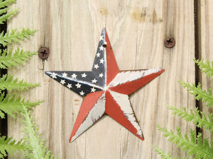 "3.5"" Americana Flag Star - The Shoppes of Altavista"