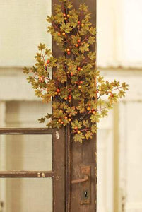 "29"" Mini Maple with Berries Spray - The Shoppes of Altavista"