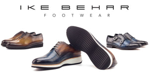 Put Your Best Foot Forward: Ike Behar Handmade Footwear.