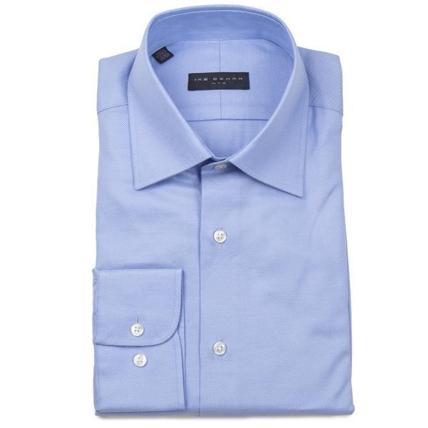 Crosby Italian Twill Light Blue Dress Shirt