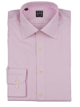 Pink Twill Dress Shirt