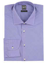 Lilac Check on the Diagonal Dress Shirt