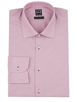 Pink Check on the Diagonal Dress Shirt