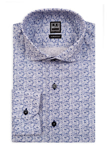Graphic House Print Sport Shirt