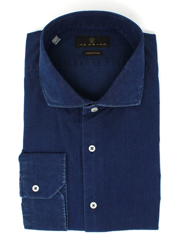 Dark Wash Denim Sport Shirt