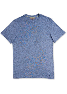 Office Blue Jersey Crew Neck T-Shirt