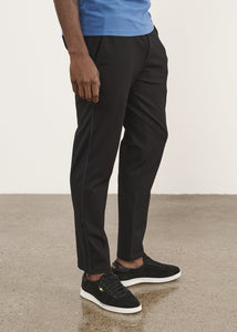 Black Draw String Lounge Pant