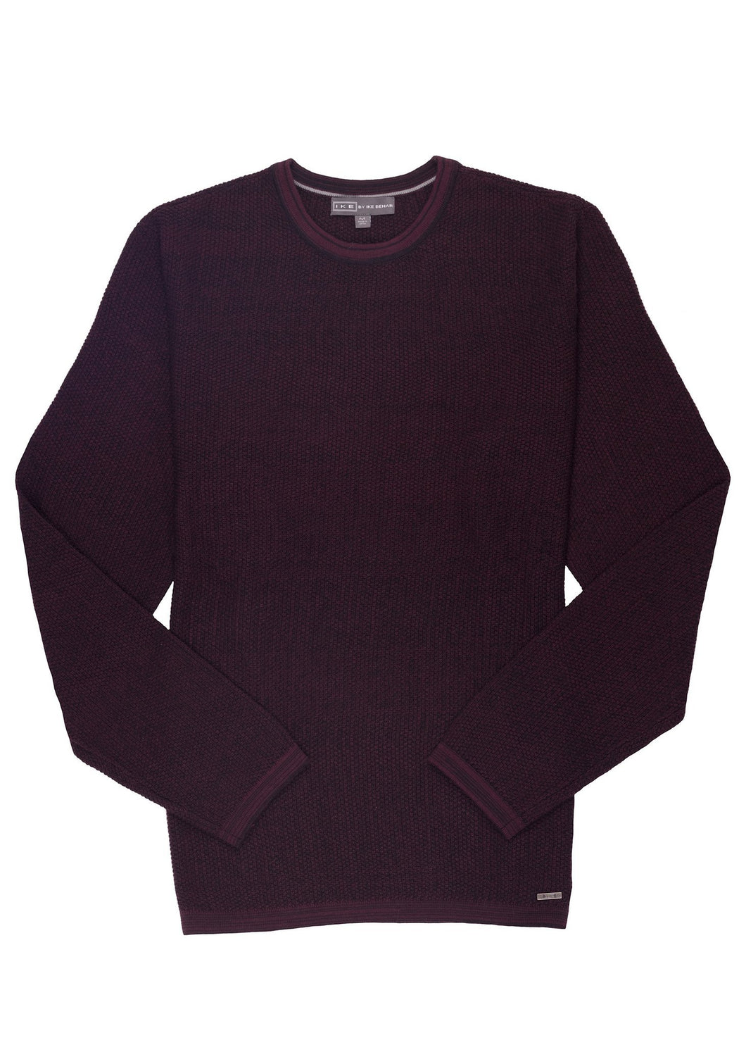 Chile Ike by Ike Behar Cotton Seed Stitched Sweater
