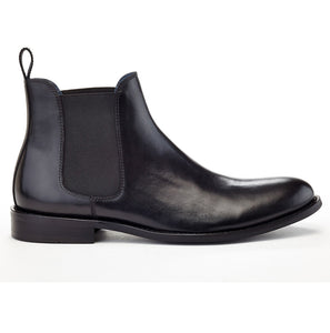 ntal collection by ike behar chelsea hybrid boot black inspired by john wick