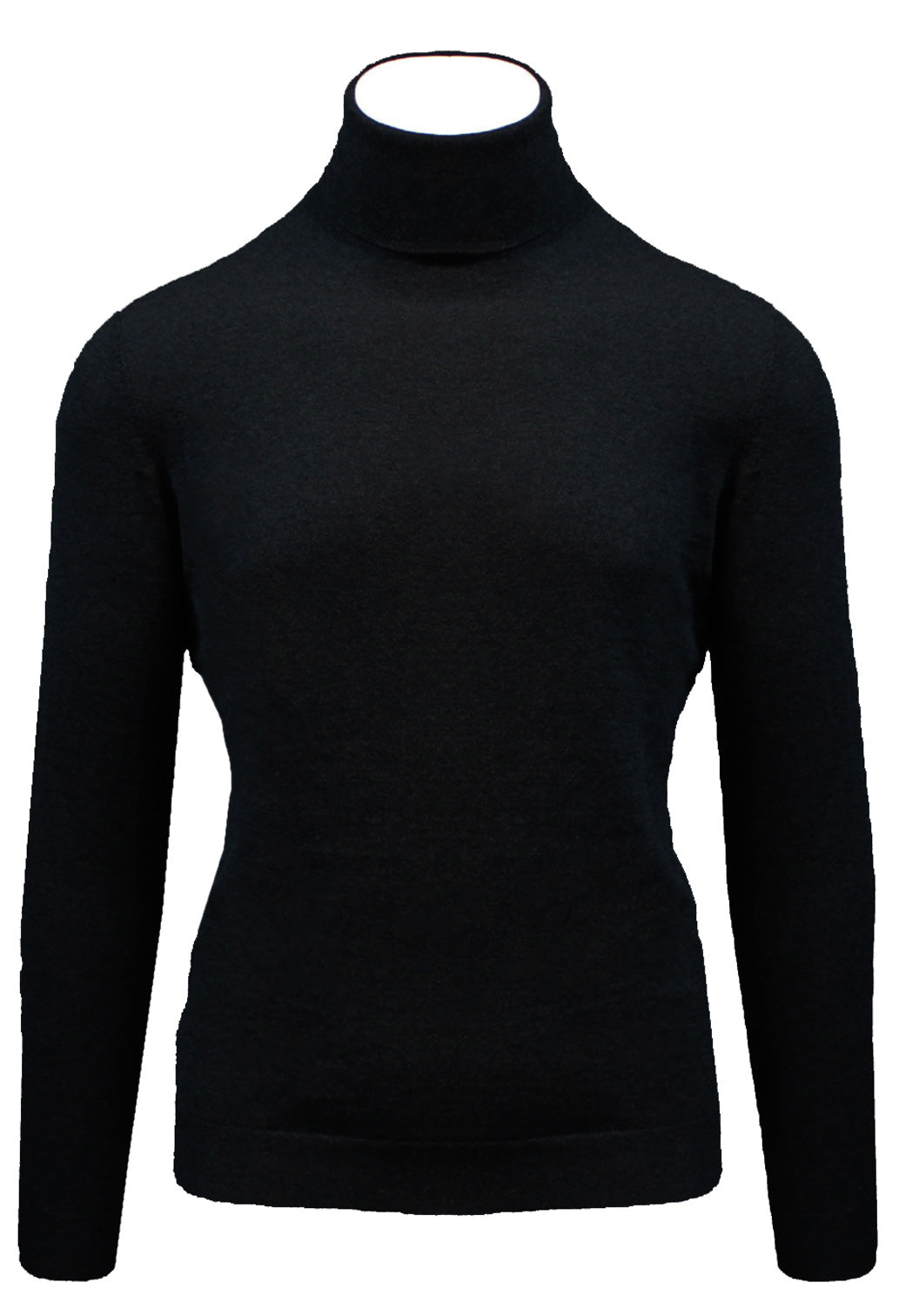 Continental Turtleneck Sweater